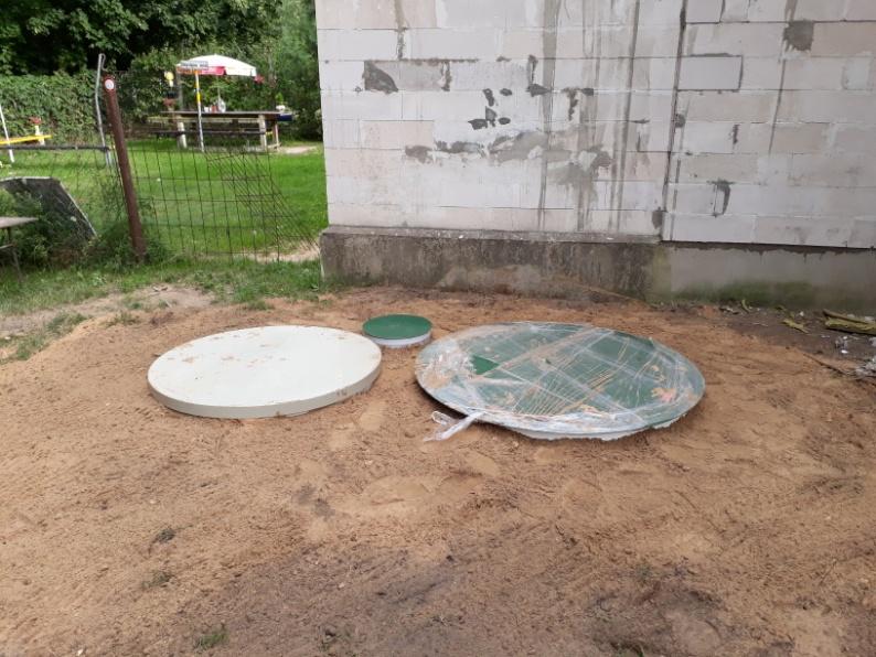 Kanalizācijas dekoratīvie vāki