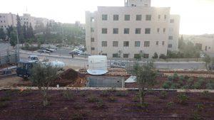 Palestīnas universitātes projekts