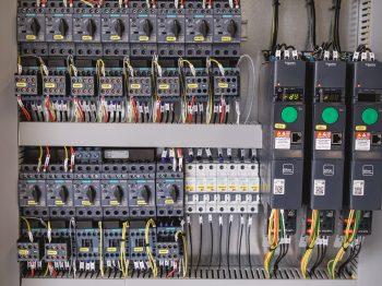 ražošanas notekūdeņu attīrīšanas iekārtu elektronika