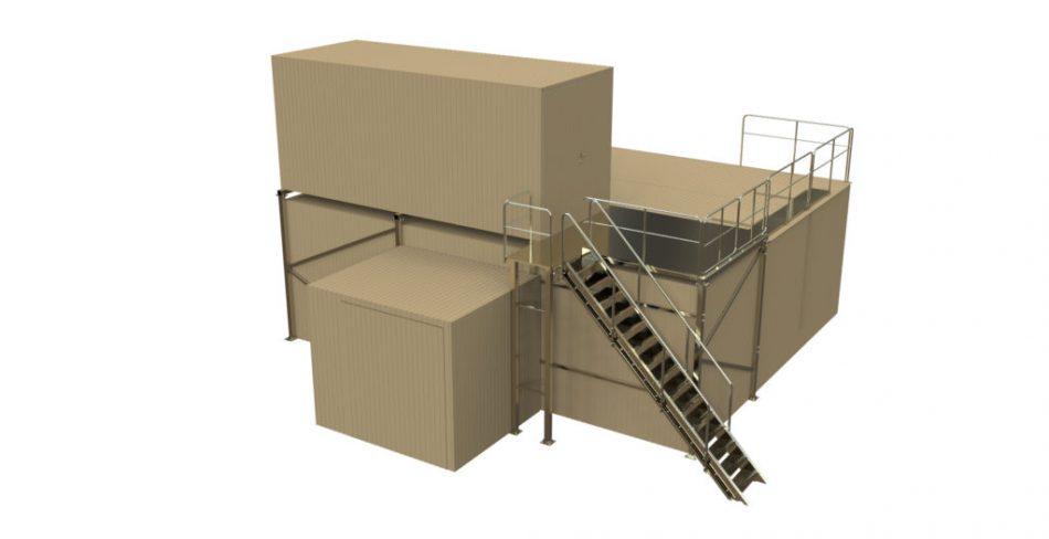 ražotnēm Ražošanas notekūdeņu attīrīšanas iekārtas